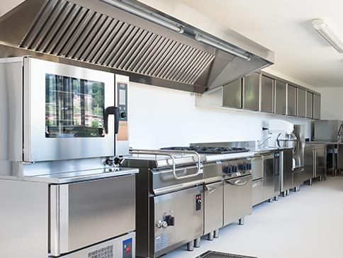 Duct Work u0026 Kitchen Canopies & Abervent - Aberdeenu0027s ventilation specialist for Kitchen Extract ...